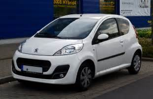 Peugeot 107 Pictures Peugeot 107 Pictures Information And Specs Auto