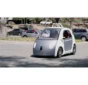 Vid&233o Automoto  Voiture Autonome Google Les Premiers