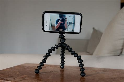 joby gorillamobile tripod  iphone     gadget review cult  mac