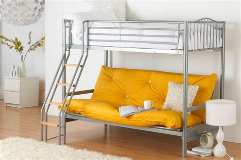 alaska futon bunk bed hyder alaska futon bunk bed with futon bedworld at bedworld free delivery
