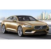 2017 Volvo S90 Interior Redesign  2016 / Car Models
