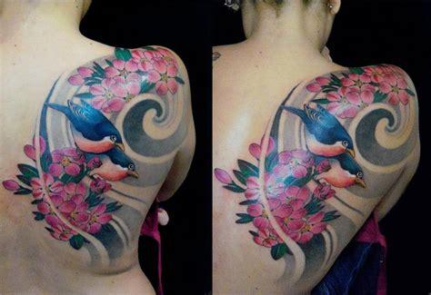 tattoo oriental com flores tatuagem de flores orientais desenhos de tattoos