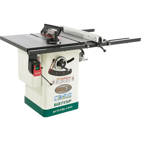 Grizzly 10 Quot Hybrid Table Saw With Riving Knife Polar Bear Grizzly Table Saw Review