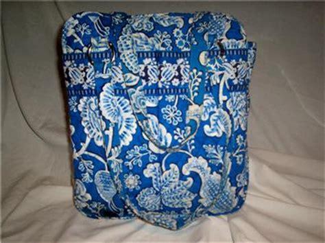 blue pattern vera bradley vera bradley large tote handbag quot blue lagoon quot pattern