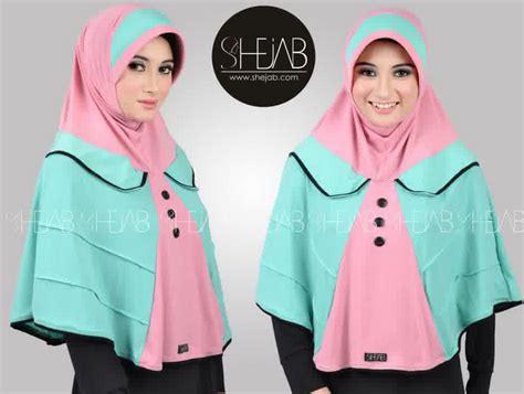 produsen anrka jilbab 2015 gambar jilbab modern cantik rancangan terbaru 2016