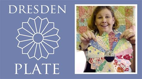 youtube tutorial quilting dresden plate tutorial quilting made easy youtube