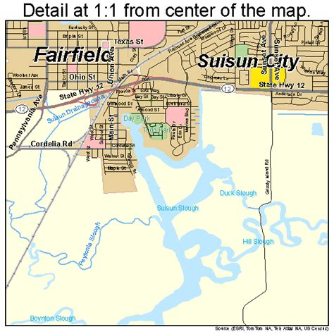 fairfield california us map fairfield ca pictures posters news and on your