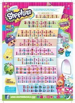printable shopkins shopping list shopkins season 4 character list yahoo image search