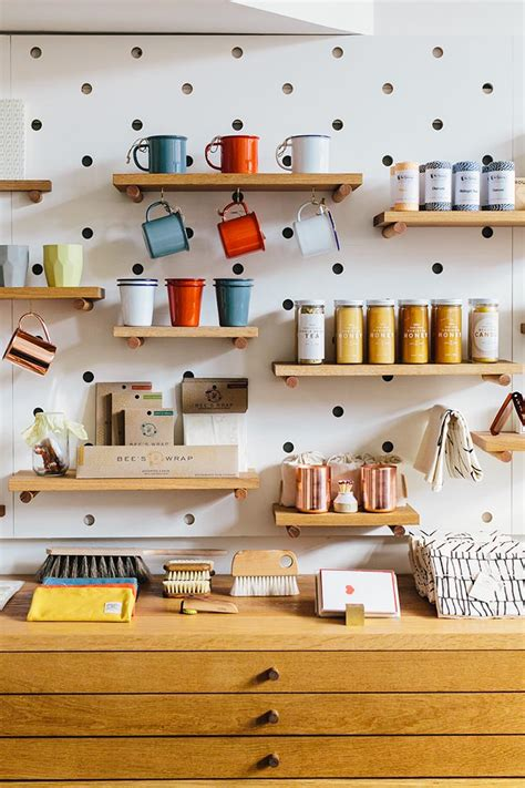 Pegboard Ideas Kitchen 70 Resourceful Ways To Decorate With Pegboards And Other Similar Ideas