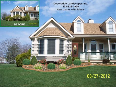 front of house landscaping plans front yard landscape design madecorative landscapes inc