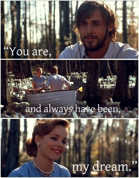 movie quotes notebook ryan gosling the notebook quotes quotesgram