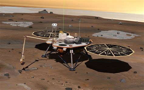 the lander picss nasa phoenix lander pics about space