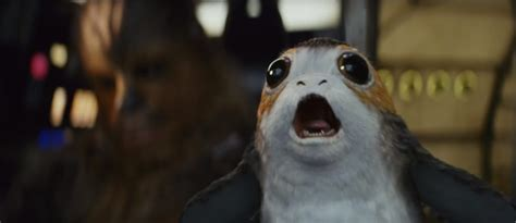 wars the last jedi chewie and the porgs books claves nuevo avance de wars the last jedi