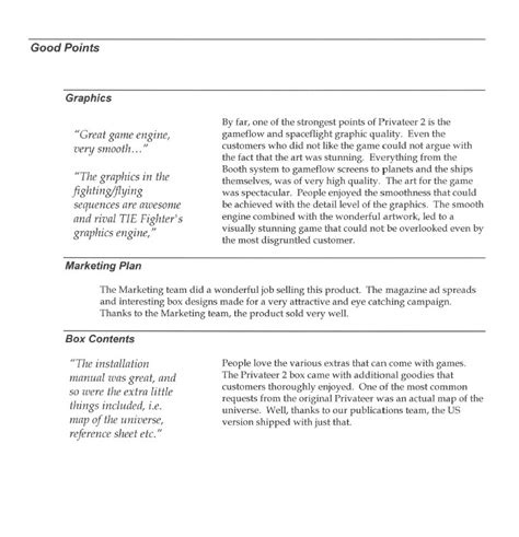 post mortem report template post mortem document images frompo 1