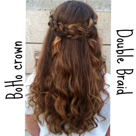 hairstyles half up half down with braids braided half up half down hairstyle youtube
