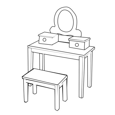 Kidkraft Princess Vanity And Stool The Boot Kidz Girls Vanity Dressing Table