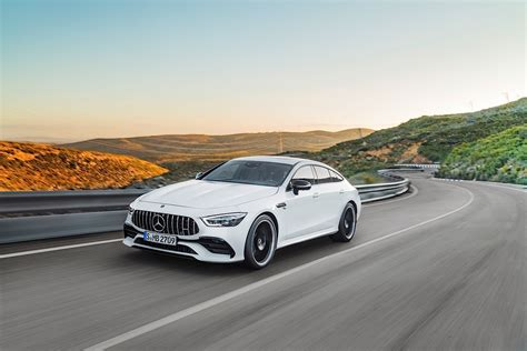 4 Door Coupe by 2019 Mercedes Amg Gt 4 Door Coupe Goes Live In Geneva