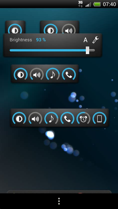 android slider best android widgets for improving home screen thealmostdone