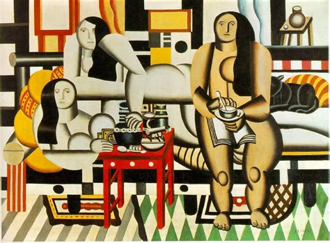 reclining woman leger modern art 300 art history 104 with inguanti at southern