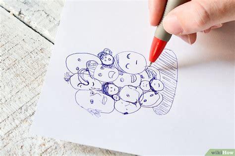 doodle meaning faces comment griffonner des petits dessins 12 233