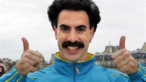 Borat A by Borat Cultural Learnings Of America For Make Benefit