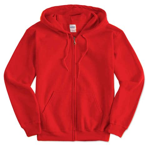 Sweater Size L Hoodie Gildan 88500 Outerwear Jacket Jaket Unisex hooded jacket with zipper american royal apparel