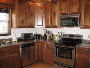 Walnut Kitchen Cabinets by Natural Walnut Kitchen Cabinets Awesome Ideas Amys Office