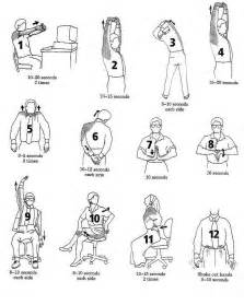 exercising at your desk tweakfit