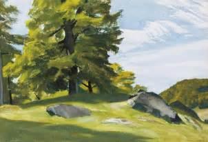 sugar maple painting by edward hopper