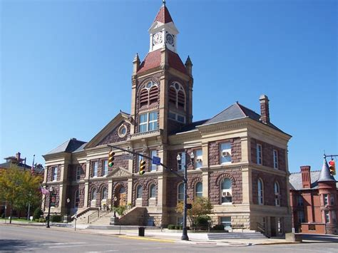 Pickaway County Clerk Of Courts Search Circleville Oh Pickaway County Courthouse Circleville