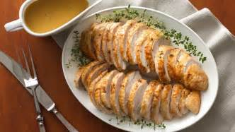 oven roasted turkey breast recipe from betty crocker