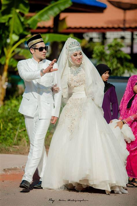Terbaru Nosh Dress Vinonna Fr 1 wedding pengantin muslim wedding d and a r