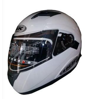 Helm Ink Cl Max Motif Hijau Putih Kuninga rp 995 000