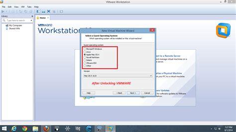 vmware workstation 11 unlocker to run mac os x guests in vmware unlock all seotoolnet com