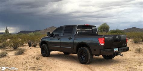 nissan titan fuel nissan titan vector d579 gallery fuel road wheels
