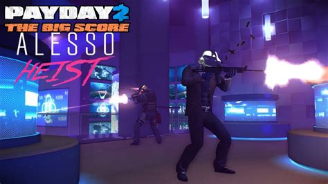 Diskon Bd Ps4 Pay Day 2 Crimewave Edition alesso heist overkill payday 2 the big score