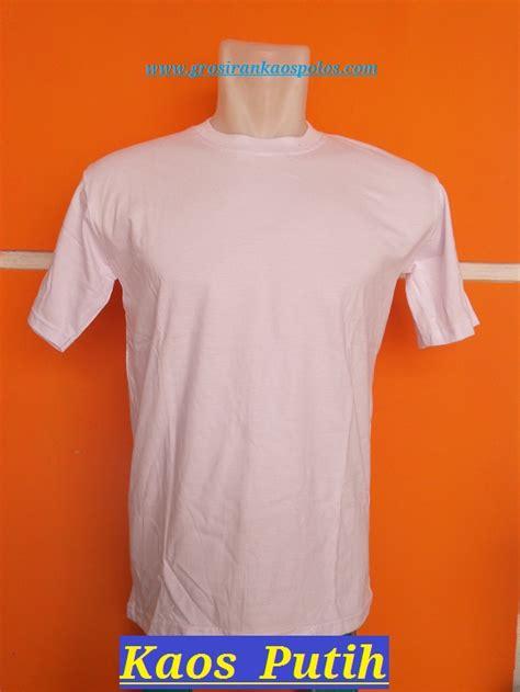 Combed Berbagai Warna grosir kaos polos murah jual kaos polos cotton combed