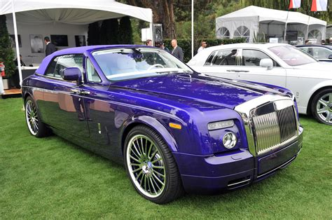 purple rolls royce mso custom paint mclaren life