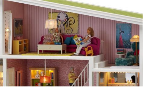 cool doll houses lundby dollhouses the perfect combination of imagination technology and diy cool