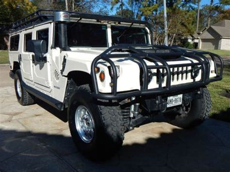 1993 hummer with predator conversion for sale photos technical specifications description
