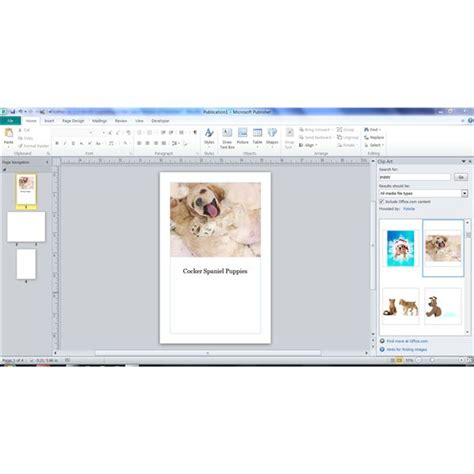 ms publisher tip how to create a booklet and share it as a pdf mp4