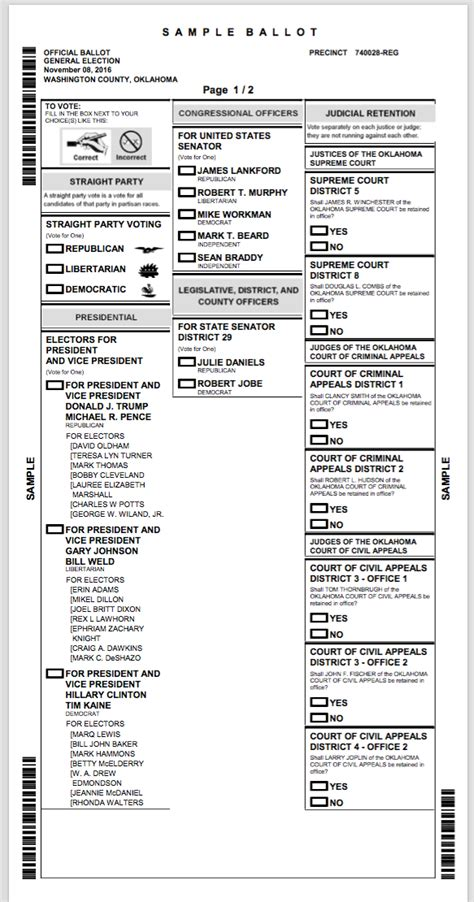 Voting Ballot Template Word Just B Cause Voting Ballot Template