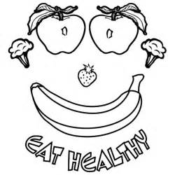 food coloring pages for toddlers healthy food coloring pages chuckbutt