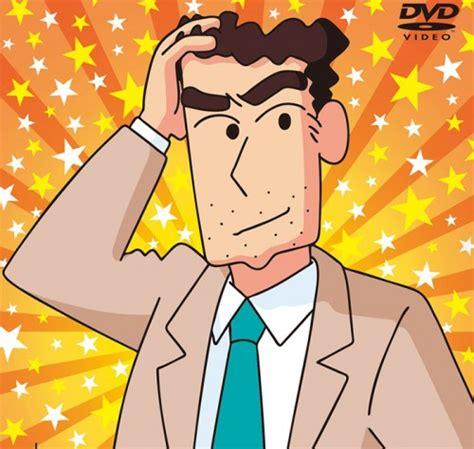 Kaos Shinchan 03 top 10 anime dads best list