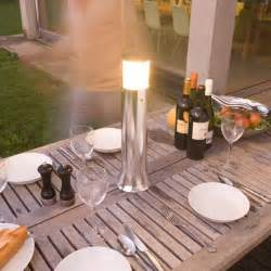 Patio Table Lighting Hotspot Gas Outdoor Table Light Gardener