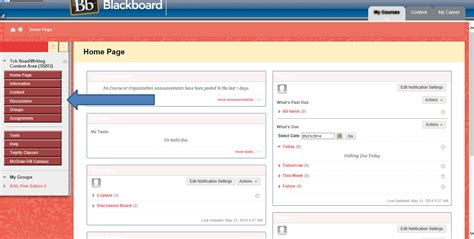 blackboard learn how to operate the discussion board in