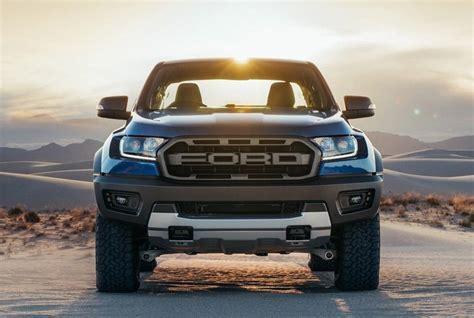 ford ranger raptor 2019 ford ranger raptor revealed with diesel engine