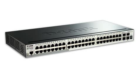 Switch Hub 48 Port Gigabit 1510 series smart managed 48 port gigabit switch with 2