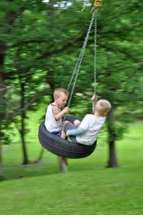 Swing From The Turning The Backyard Into A Playground Cool Projects