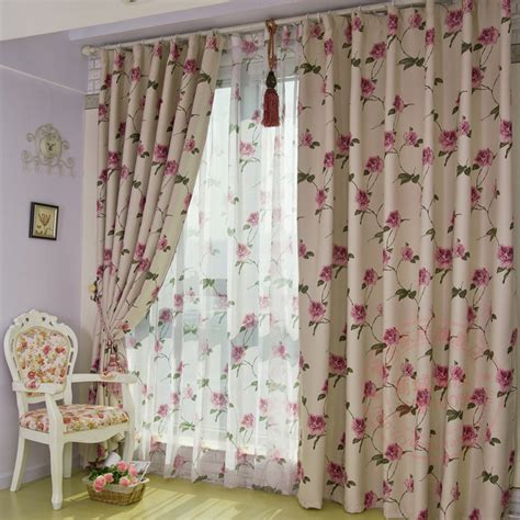 floral country curtains micolcirid blog new country curtains for my house